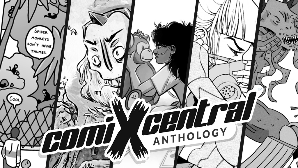 Project image for ComixCentral Presents: The Best of Indie Anthology 2019