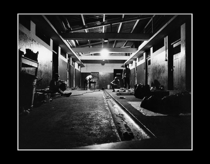 Inside the Kampala Prison