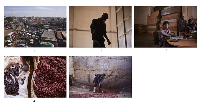 These are the images that you can choose from for your limited edition print option.