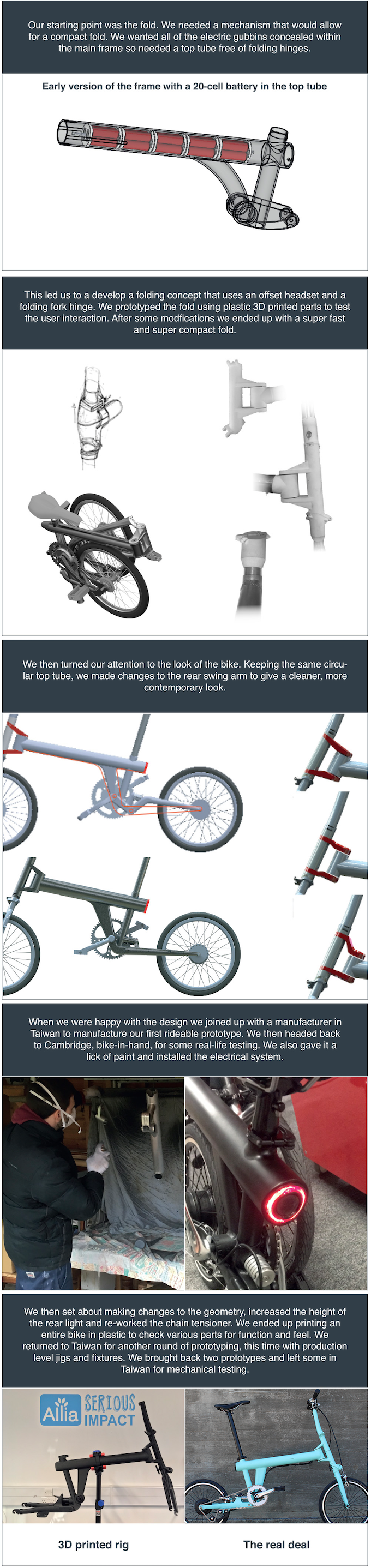 FLIT-16: a brand new generation of folding ebike by FLIT