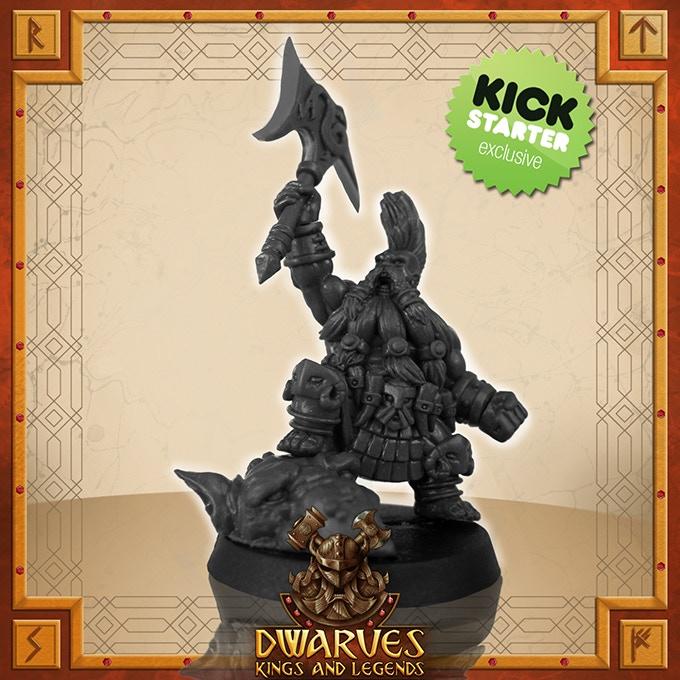 Exclusive Kickstarter Troll Slayer