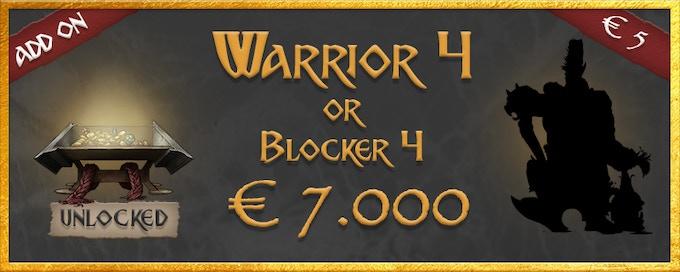 Warrior 4 or Blocker4