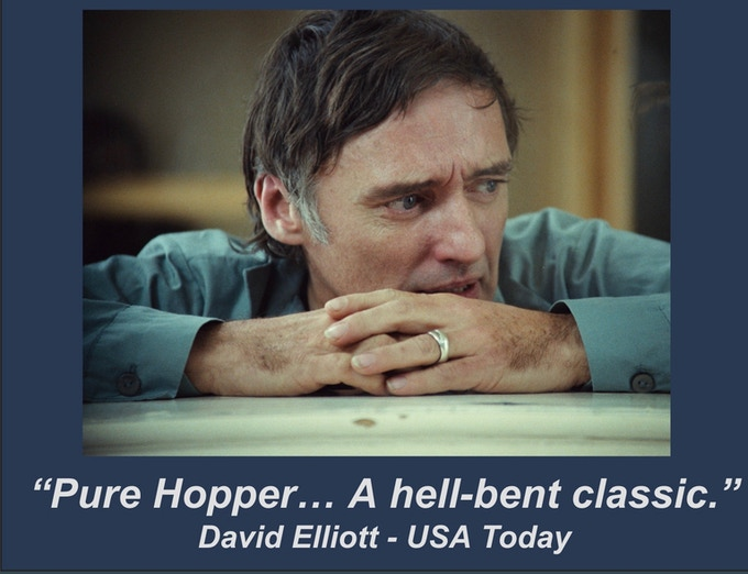 "Dennis Hopper, Actor and Director, ""Out of the Blue"""