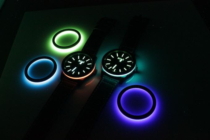 Illuminated Bezels