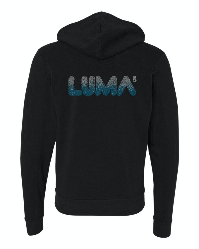 LUMA 2019 Dual Color Particle Hoodie