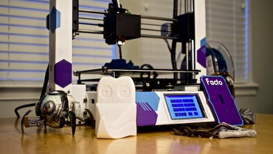Discover » Technology / 3D Printing — Kickstarter