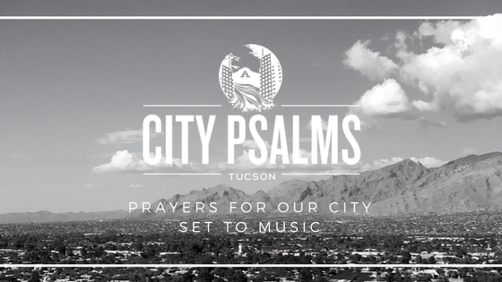 City Psalms Four: Songs Inspired By Our Hometown project video thumbnail