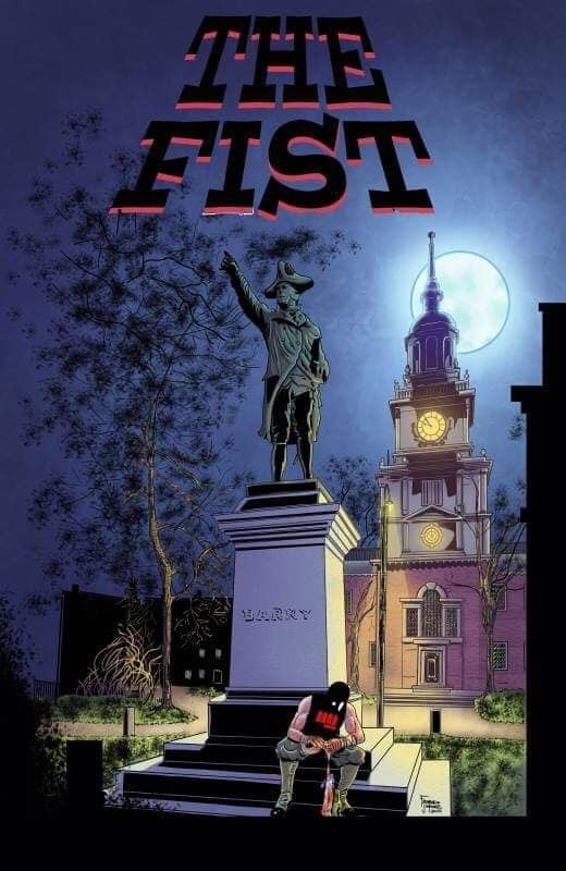 The Fist Issue 3