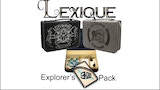 Lexique: Explorer's Pack - Tabletop Gaming Cases by C4Labs thumbnail