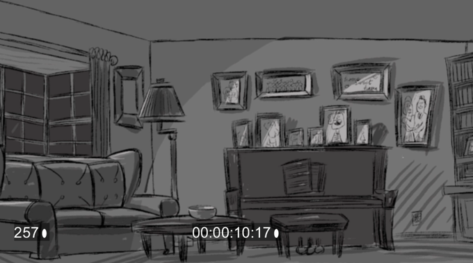 Storyboard of Resonance