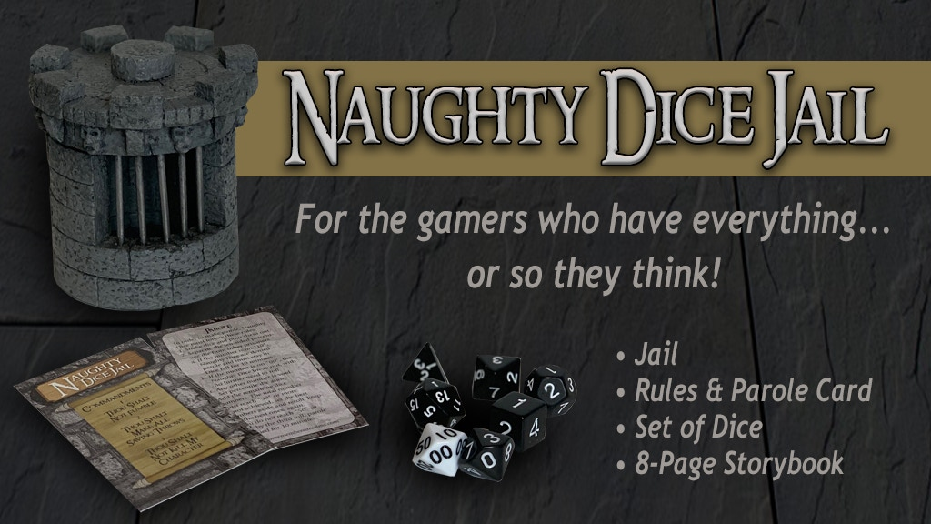 Naughty Dice Jail project video thumbnail