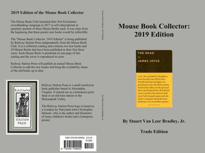 """The """"Trade"""" Edition is $12 and has its own ISBN."""