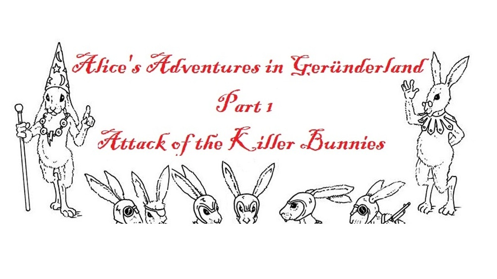 Project image for Alice's Adventures in Geründerland