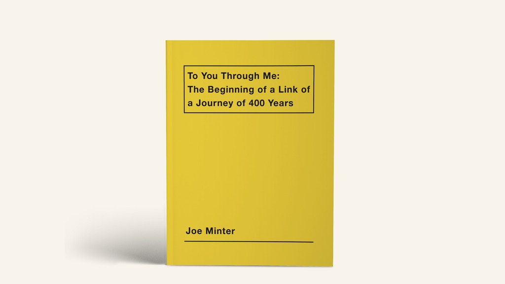 Joe Minter: To You Through Me project video thumbnail