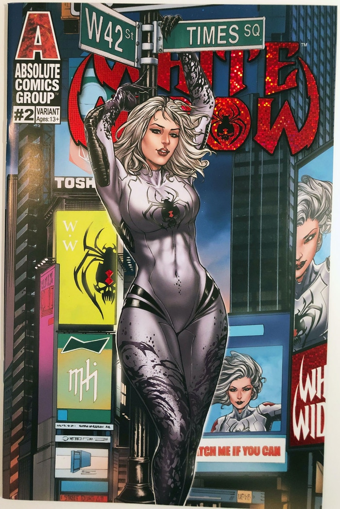 WW02K - Times Square Suit by Mike Krome