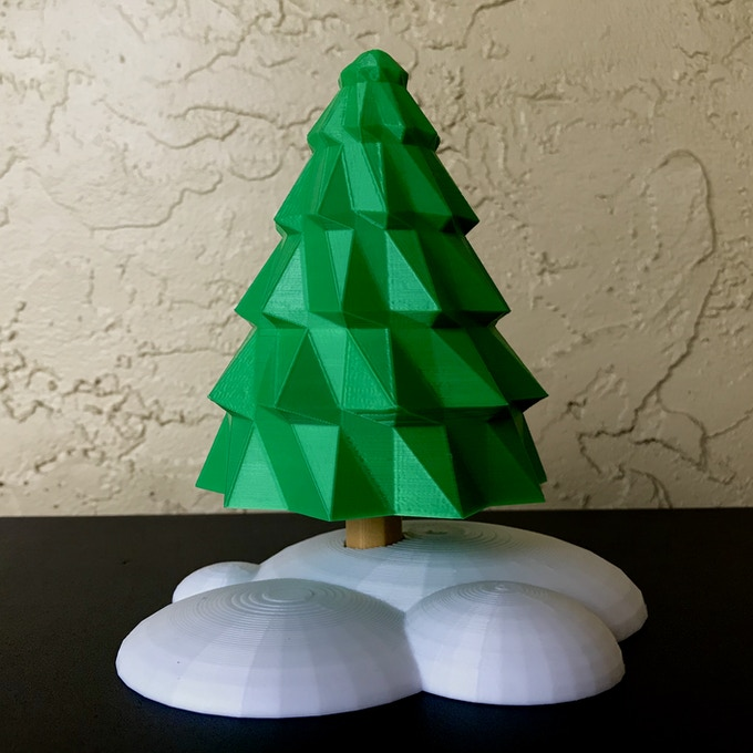 Christmas tree from our Winter Holiday Collection