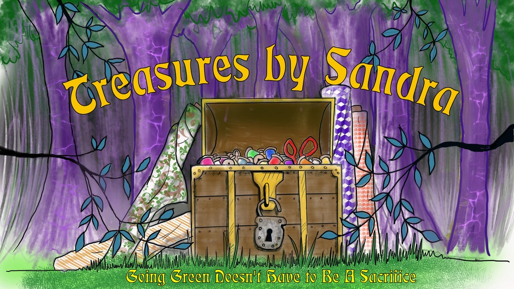 Project image for Treasures by Sandra: Environmentally Sustainable Goods