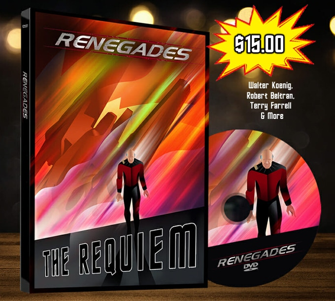Renegades; The Requiem DVD