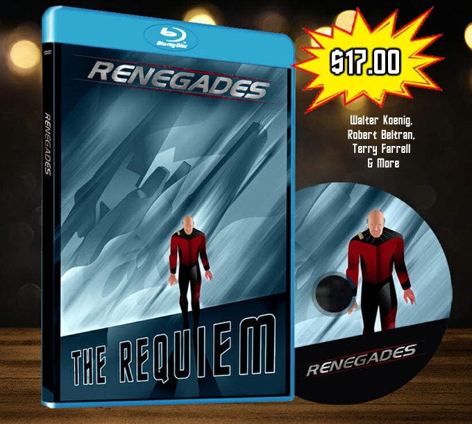 Renegades: The Requiem Blu-Ray