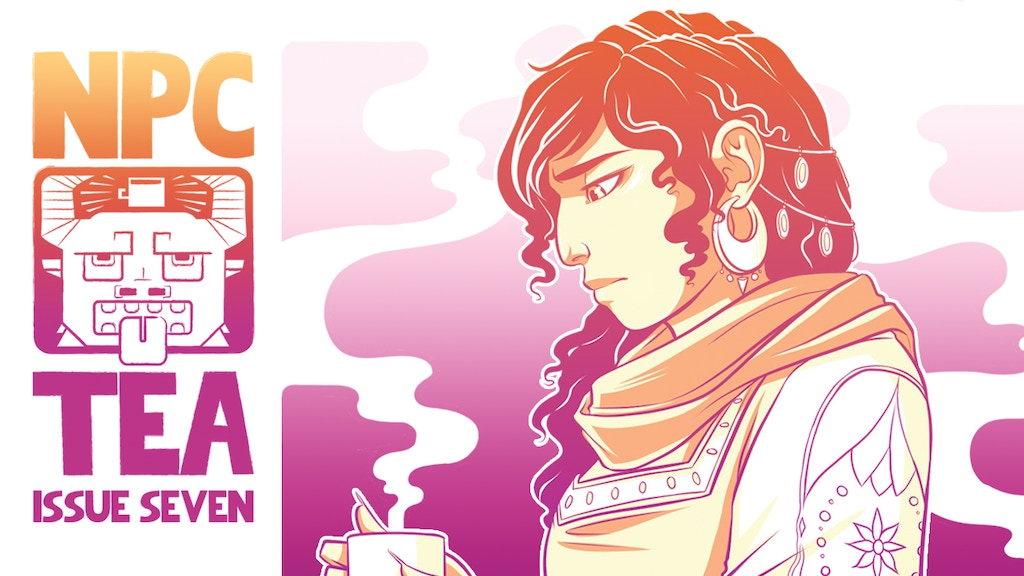 Update 9: Apologies, previews, Thought Bubble and MCM! · NPC Tea Issue 7