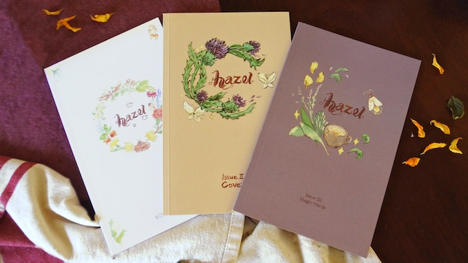 Past issues of Hazel