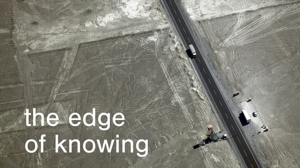 The Edge of Knowing project video thumbnail