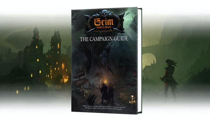 Grim Hollow: The Campaign Guide for 5th Edition by Ghostfire