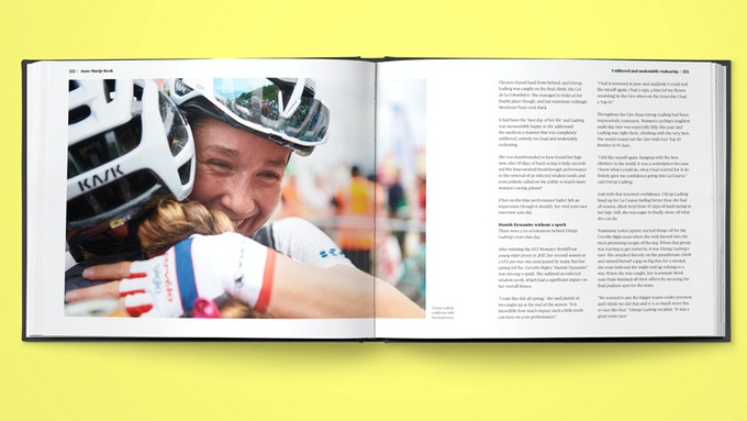 Part of the feature on Cecilie Uttrup Ludwig