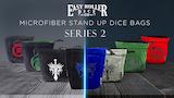 Reversible Self Standing Microfiber Dice Bags - Series 2 thumbnail