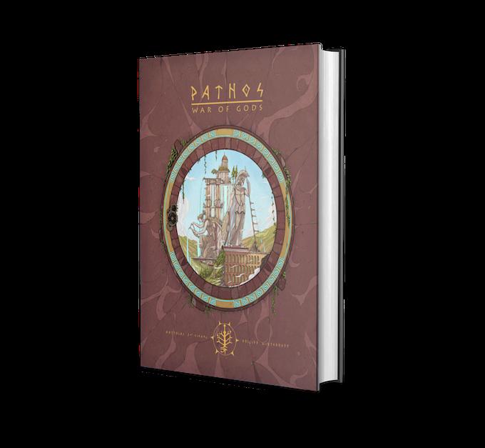 Roman Edition Cover