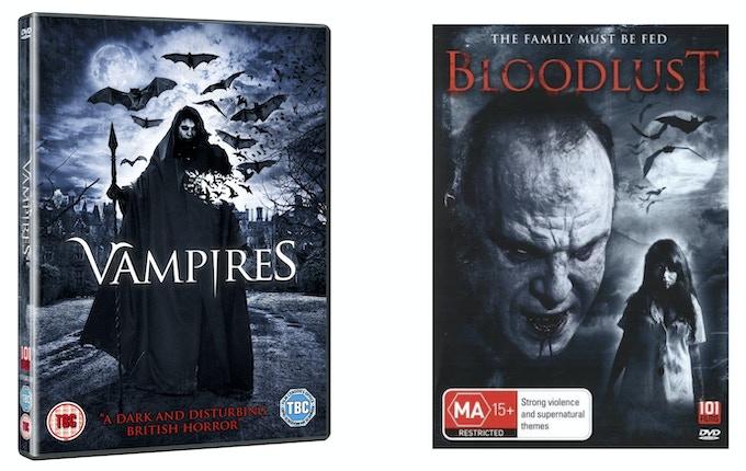 UK DVD Artwork  /  Australian DVD Artwork