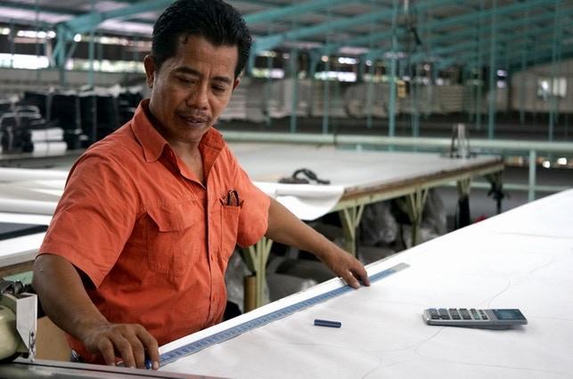 PT TASINDO TASSA,  ISO 14001 certified and BLUE SIGN Factory