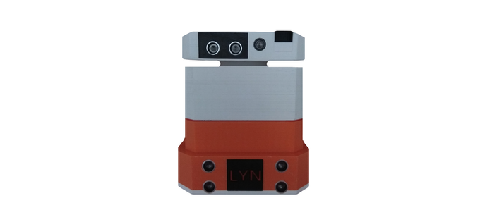 A1 (Lyn) was our first attempt at creating a personal robot.