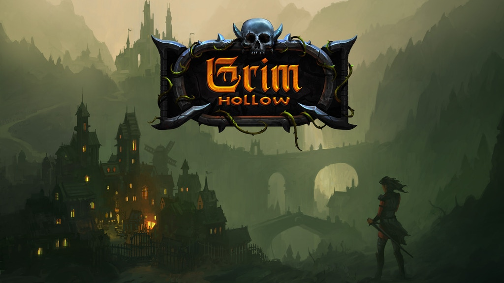 Grim Hollow: The Campaign Guide for 5th Edition project video thumbnail