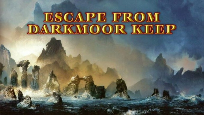 Savage Realms - Escape from Darkmoor Keep