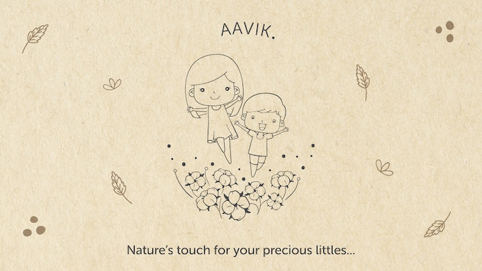 Aavik ~ Nature's touch for your precious littles