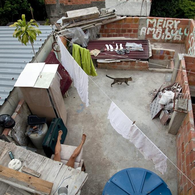 """Rocinha, Rio de Janeiro, Brazil - Signed Limited Edition 8x10"""" Print #3"""