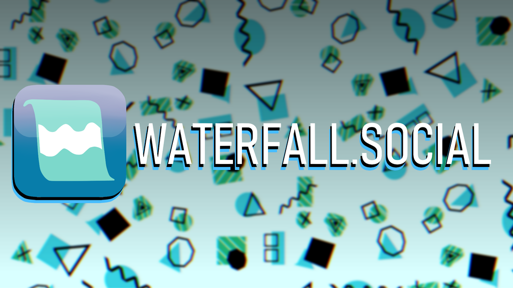 Project image for Waterfall Social