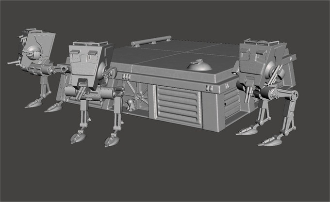 Set 3 - The Bunker
