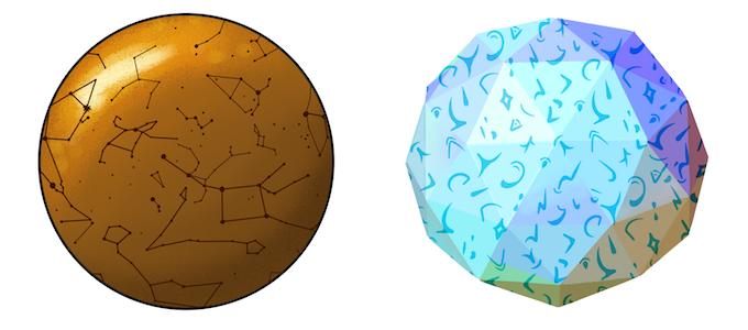 Concept art of Treasure Plorbs.