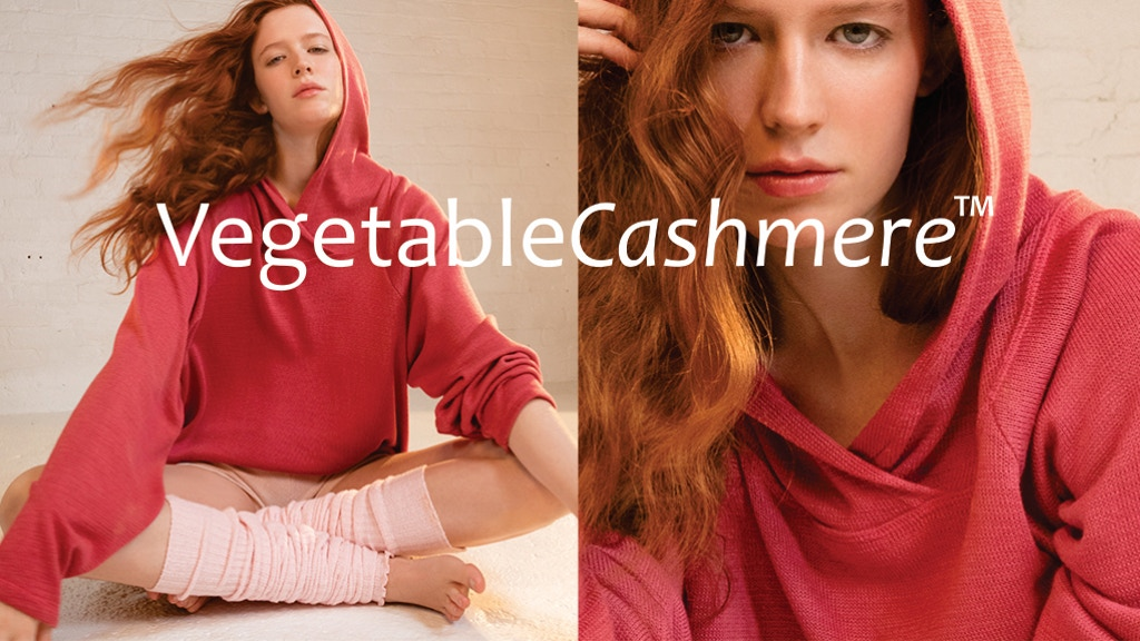 VEGETABLE CASHMERE™ - Athleisure by KD New York project video thumbnail