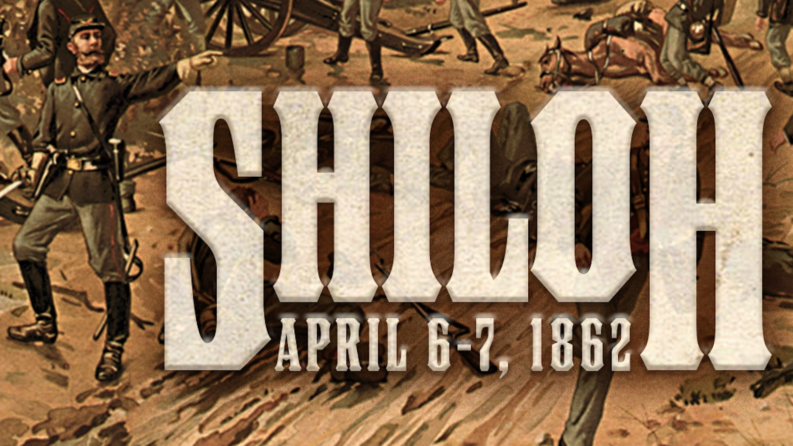 Volume II in the Civil War Brigade Battle Series. Refight the Battle of Shiloh with this classic hex and counter game. Playable in 3 hr