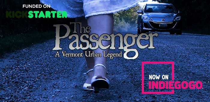 A short horror film, The Passenger: A Vermont Urban Legend. Available on YouTube.