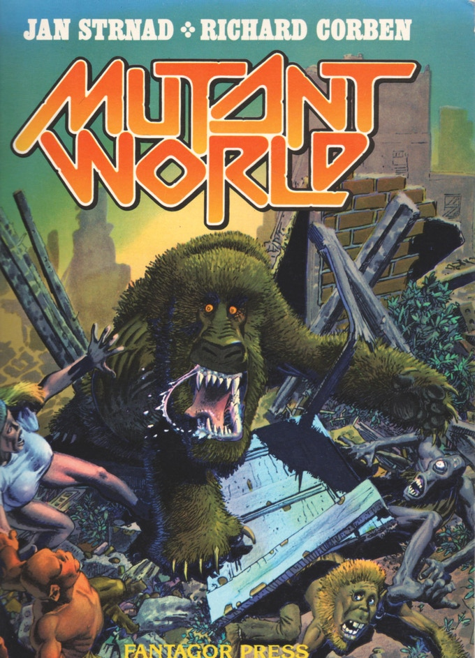 Mutant World, 1982 graphic novel