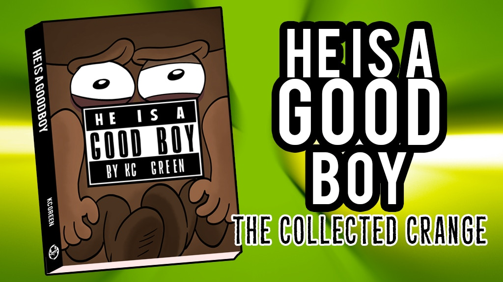 He is a Good Boy: The Collected Crange project video thumbnail