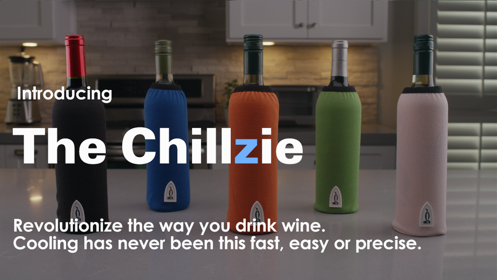 Chillzie: The Revolutionary New Way to Precisely Chill Wine project video thumbnail