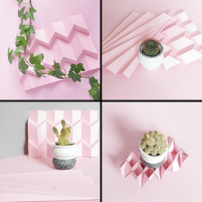 Origami experiments