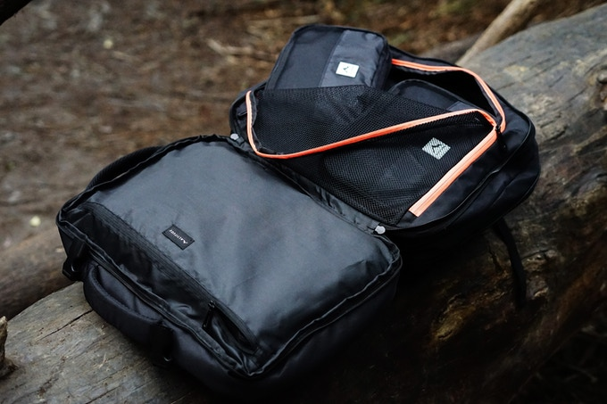 Perfectly fits with our Compression Packing Cubes!