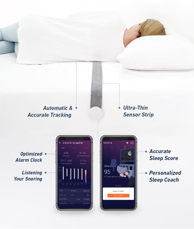 Image result for respio sleep tracker