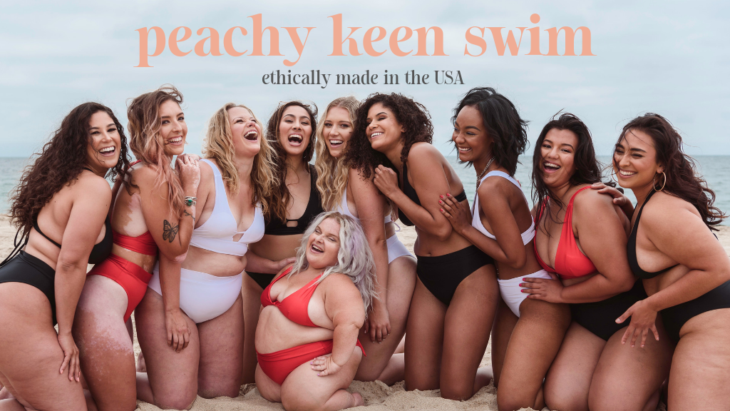 Peachy Keen Swim project video thumbnail